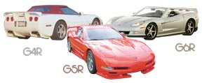 C4 C5 C6 Corvettes Sales
